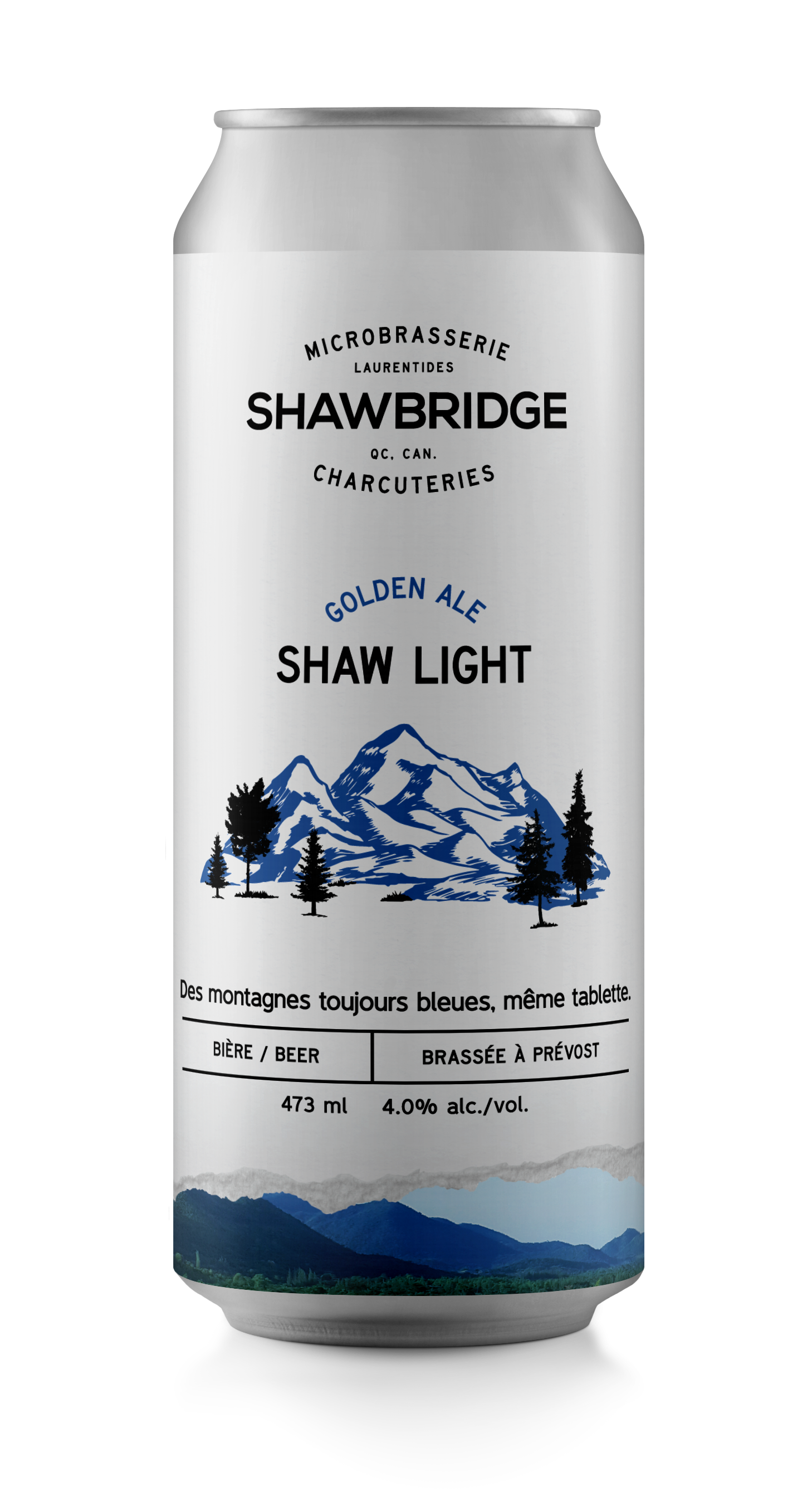 Bière Shaw Light Shawbridge